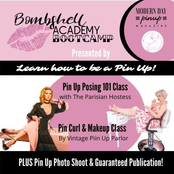 Bombshell Academy Bootcamp