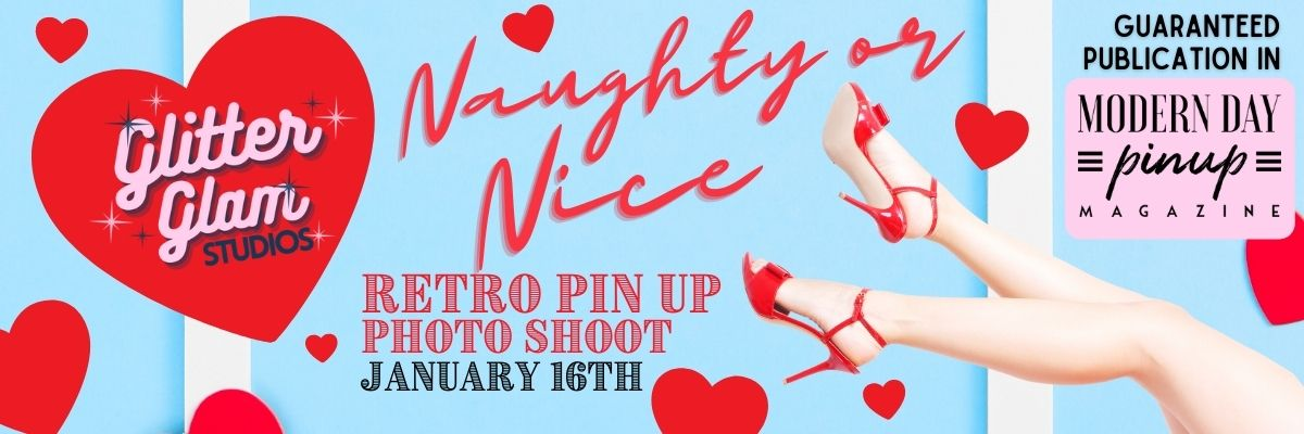 Naughty or Nice Valentines SHoot
